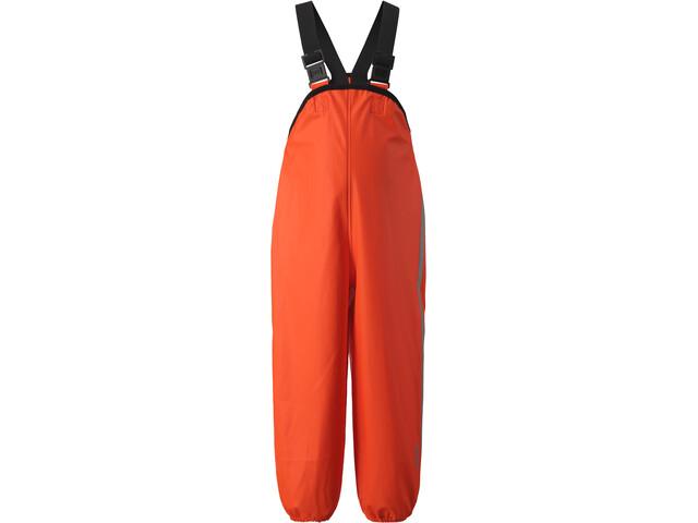 Reima Lammikko Pantalones de lluvia Niños, orange